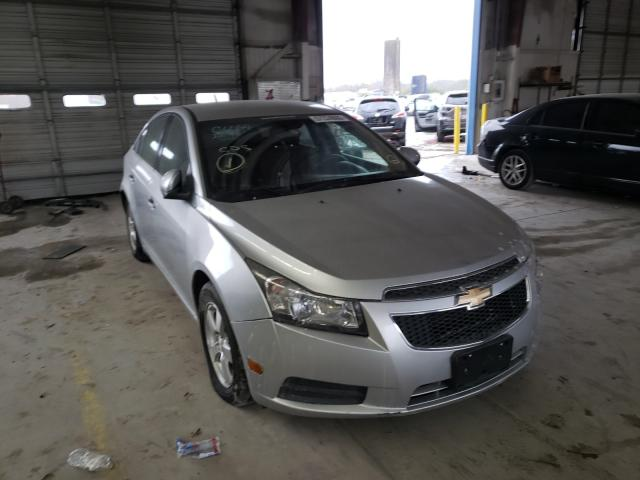Salvage cars for sale from Copart Montgomery, AL: 2014 Chevrolet Cruze LT