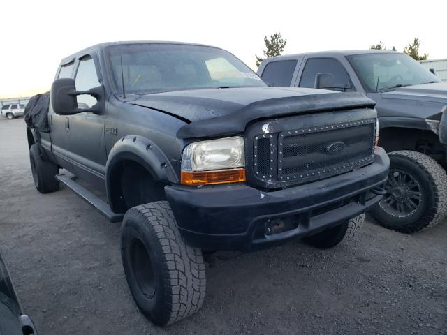 Ford F350 salvage cars for sale: 1999 Ford F350