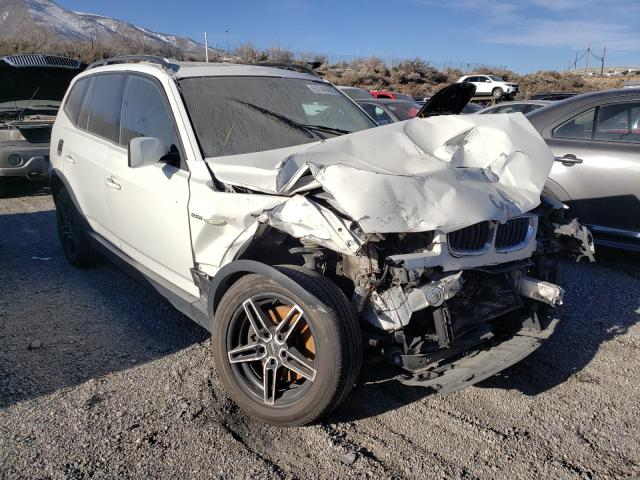 Salvage cars for sale from Copart Reno, NV: 2004 BMW X3 2.5I