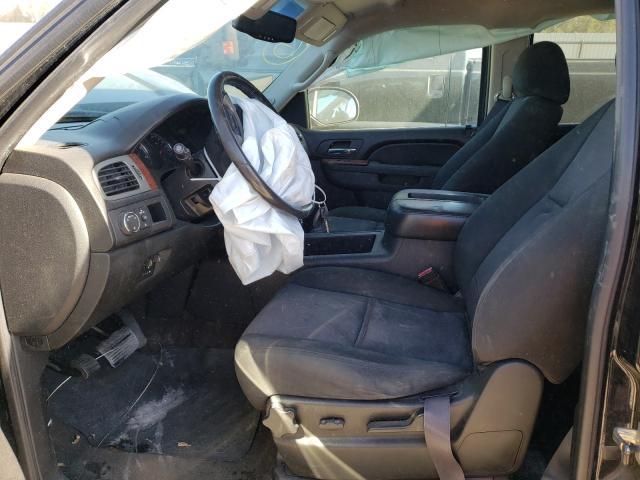 пригнать из сша 2011 Chevrolet Tahoe C150 5.3L 1GNSCAE02BR276653