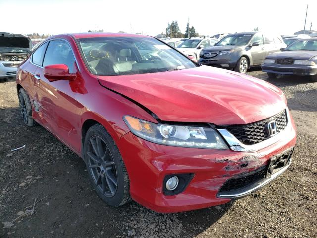 Salvage cars for sale from Copart Eugene, OR: 2013 Honda Accord EXL