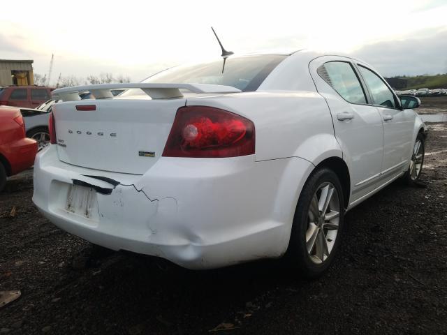 2012 Dodge AVENGER | Vin: 1C3CDZEG2CN251626