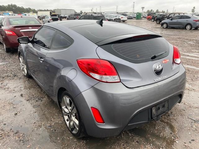 2016 HYUNDAI VELOSTER - Right Front View