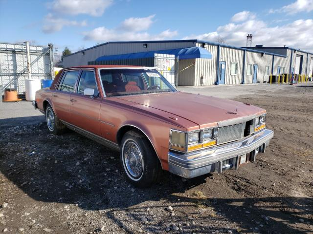 1978 Cadillac Deville for sale in Finksburg, MD