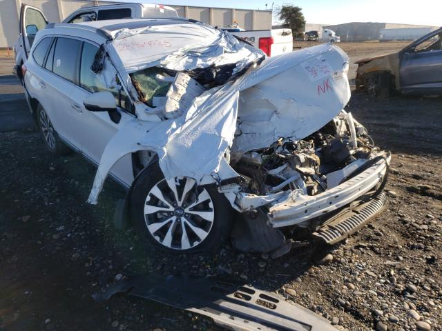 Salvage cars for sale from Copart Pasco, WA: 2018 Subaru Outback TO