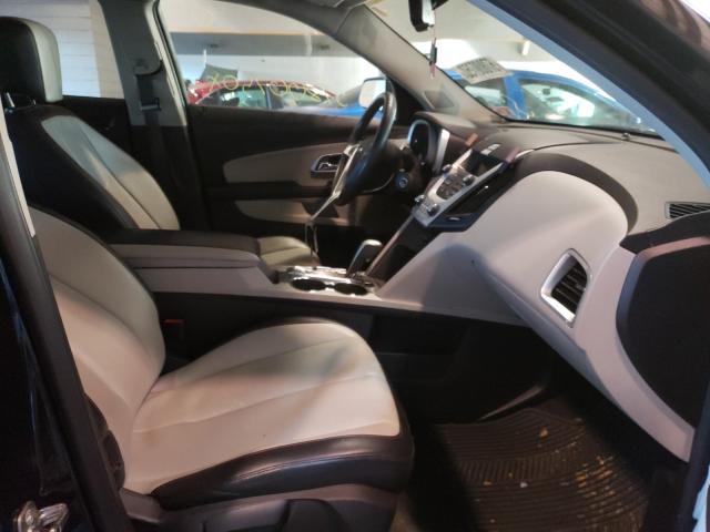 пригнать из сша 2011 Chevrolet Equinox Lt 2.4L 2CNALPECXB6251315