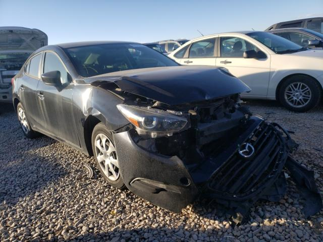 Mazda 3 salvage cars for sale: 2017 Mazda 3