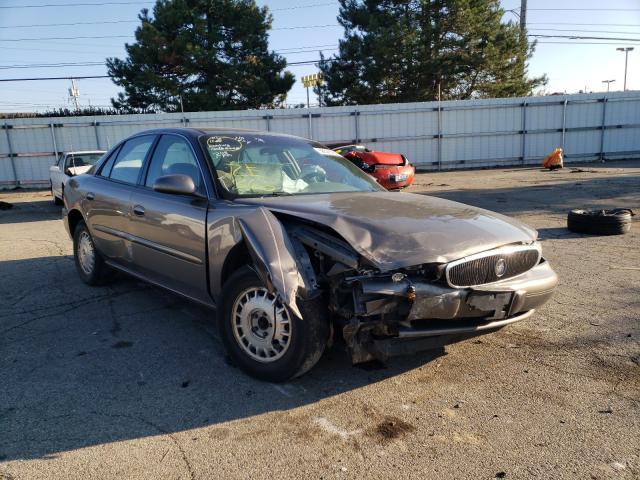 Vehiculos salvage en venta de Copart Moraine, OH: 2004 Buick Century