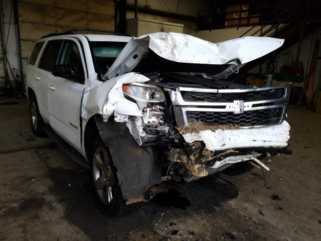 Salvage cars for sale from Copart Graham, WA: 2015 Chevrolet Tahoe K150