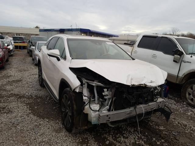 Salvage cars for sale at Hueytown, AL auction: 2017 Lexus RX 350 Base