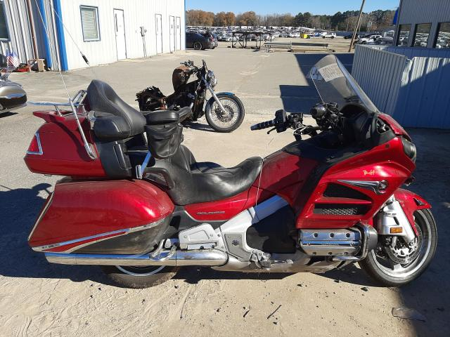 Salvage cars for sale from Copart Conway, AR: 2014 Honda GL1800 L