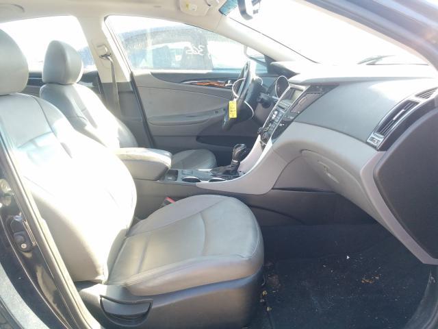 пригнать из сша 2011 Hyundai Sonata Se 2.4L 5NPEC4ACXBH004348