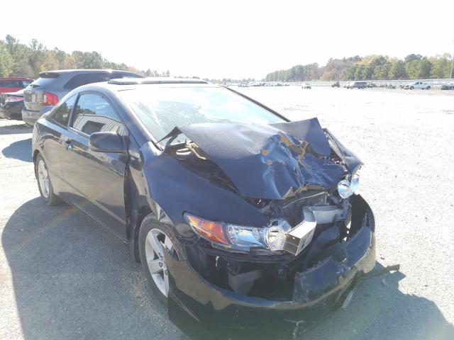 Salvage cars for sale from Copart Shreveport, LA: 2006 Honda Civic