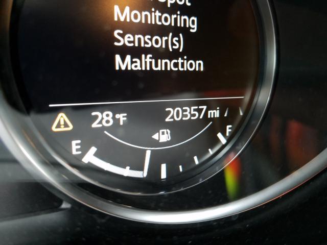 JM1GL1VM5K1501101 2019 Mazda 6 Touring 2.5L