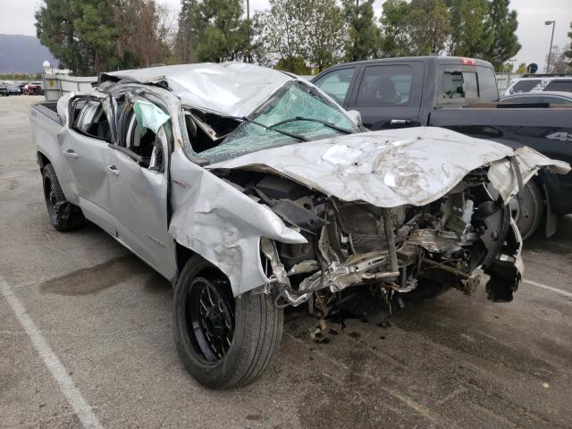 Salvage cars for sale from Copart Rancho Cucamonga, CA: 2018 Chevrolet Colorado Z
