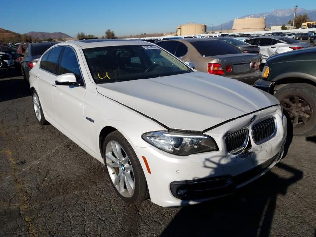 Salvage cars for sale from Copart Colton, CA: 2014 BMW 535 D