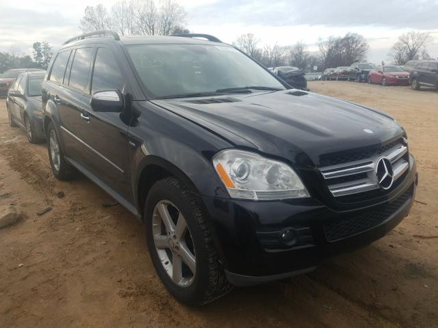 Mercedes-Benz GL Vehiculos salvage en venta: 2009 Mercedes-Benz GL