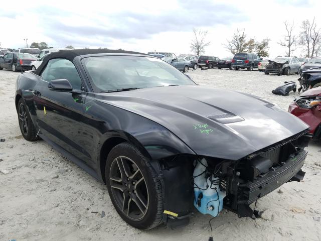 2020 Ford Mustang en venta en Loganville, GA