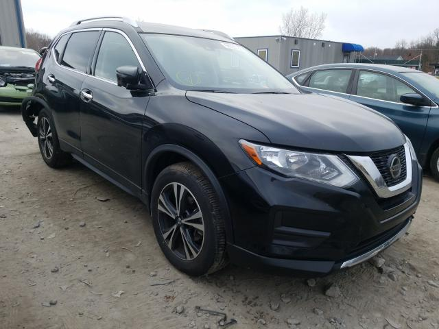 Salvage cars for sale from Copart Duryea, PA: 2019 Nissan Rogue S