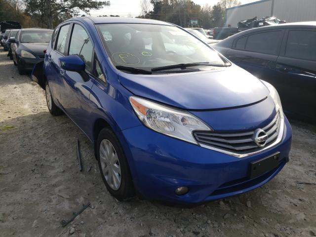 Salvage cars for sale from Copart Loganville, GA: 2015 Nissan Versa Note