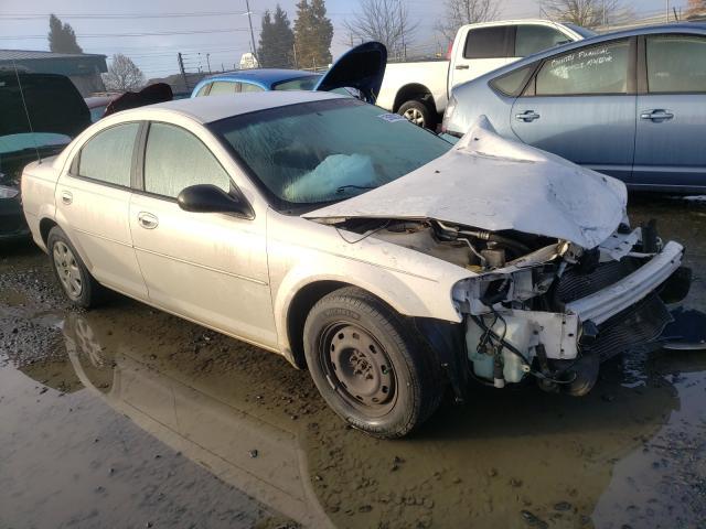 Vehiculos salvage en venta de Copart Eugene, OR: 2002 Dodge Stratus SE