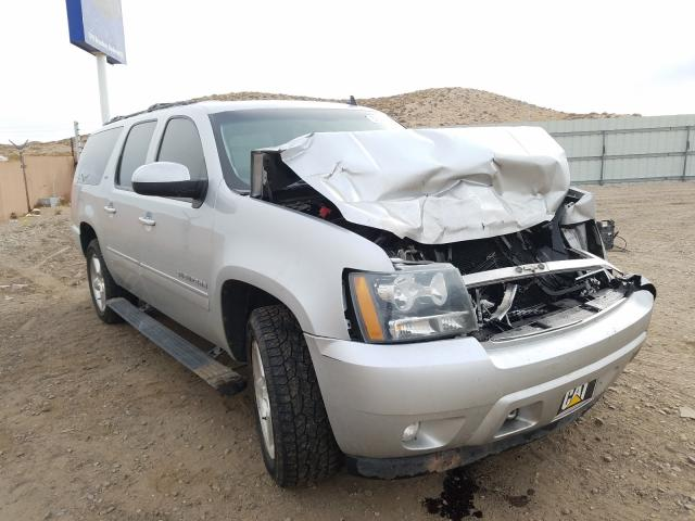 Salvage cars for sale from Copart Albuquerque, NM: 2012 Chevrolet Suburban K