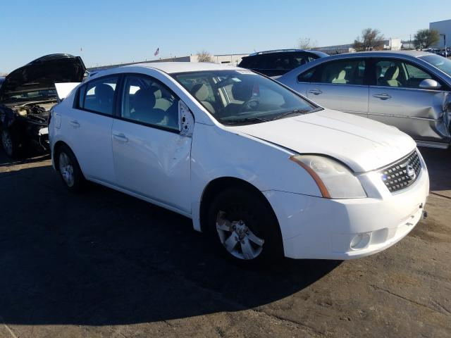 Salvage cars for sale from Copart Tulsa, OK: 2008 Nissan Sentra 2.0