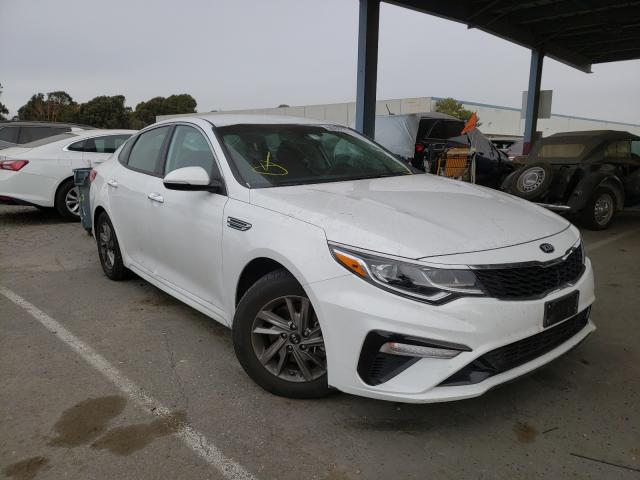 Salvage cars for sale from Copart Hayward, CA: 2019 KIA Optima LX