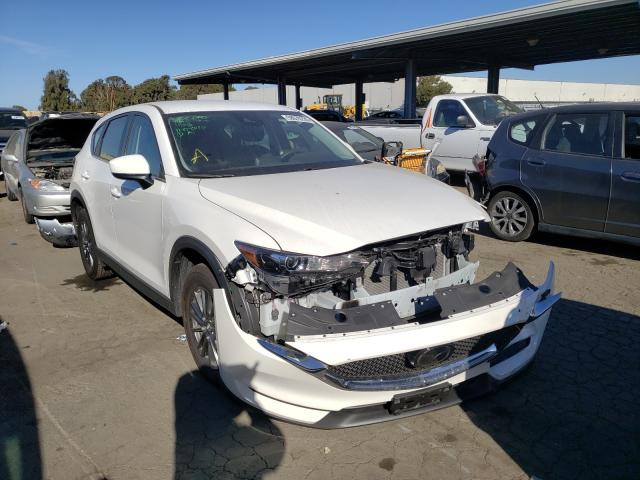 Salvage cars for sale from Copart Hayward, CA: 2020 Mazda CX-5 Sport