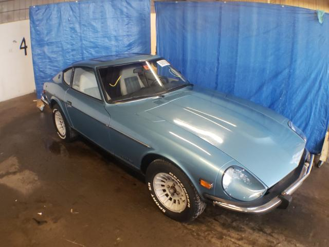 Salvage cars for sale from Copart Candia, NH: 1974 Datsun 260Z
