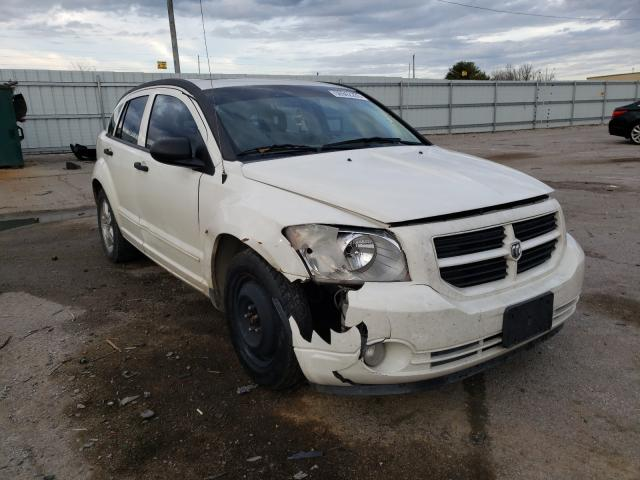 Vehiculos salvage en venta de Copart Lexington, KY: 2007 Dodge Caliber SX