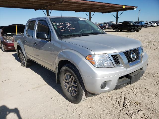 Salvage cars for sale from Copart Temple, TX: 2019 Nissan Frontier S