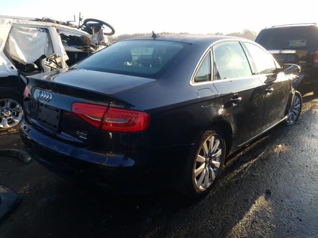 цена в сша 2013 Audi A4 Premium 2.0L WAUBFAFL5DN021933