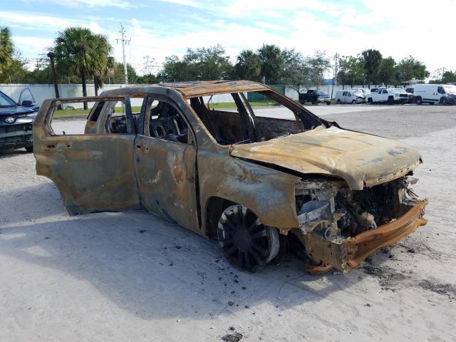 Salvage cars for sale at West Palm Beach, FL auction: 2017 GMC Terrain DE