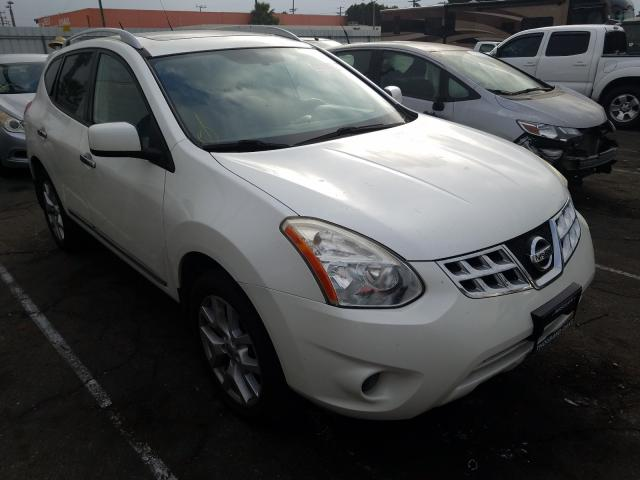Nissan Rogue S salvage cars for sale: 2011 Nissan Rogue S