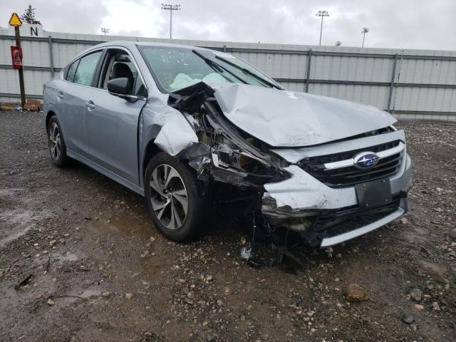 Subaru Legacy salvage cars for sale: 2020 Subaru Legacy