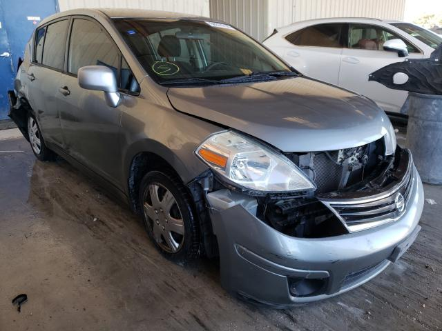 Nissan salvage cars for sale: 2010 Nissan Versa S