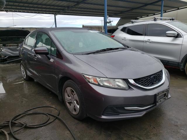 19XFB2F59FE094575 2015 Honda Civic Lx 1.8L