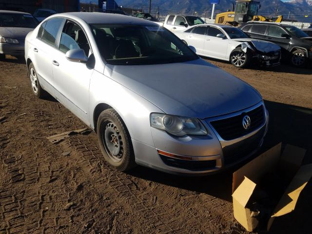 Salvage cars for sale from Copart Colorado Springs, CO: 2007 Volkswagen Passat