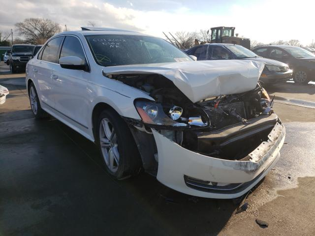 Vehiculos salvage en venta de Copart Wilmer, TX: 2013 Volkswagen Passat SEL