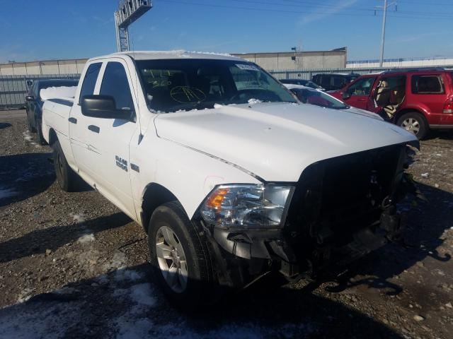 Salvage cars for sale from Copart Columbus, OH: 2014 Dodge RAM 1500 ST