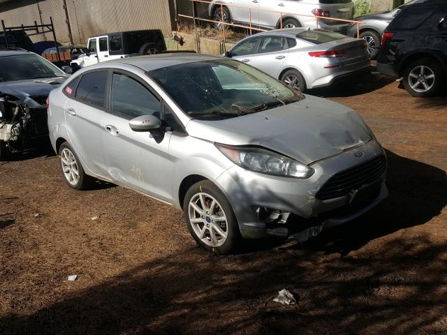 Salvage cars for sale from Copart Kapolei, HI: 2018 Ford Fiesta S