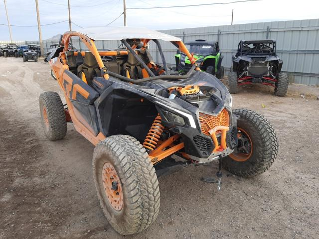 Salvage cars for sale from Copart Las Vegas, NV: 2020 Can-Am Maverick