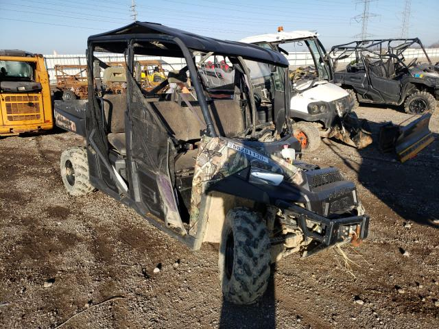 Salvage cars for sale from Copart Elgin, IL: 2018 Polaris Ranger CRE