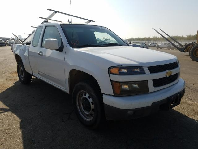 Salvage cars for sale from Copart Fresno, CA: 2012 Chevrolet Colorado