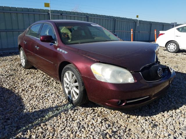Salvage cars for sale from Copart Kansas City, KS: 2006 Buick Lucerne CX