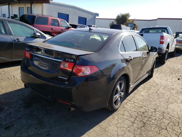 цена в сша 2013 Acura Tsx Se 2.4L JH4CU2F87DC006536