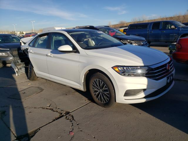Salvage cars for sale from Copart Littleton, CO: 2020 Volkswagen Jetta S