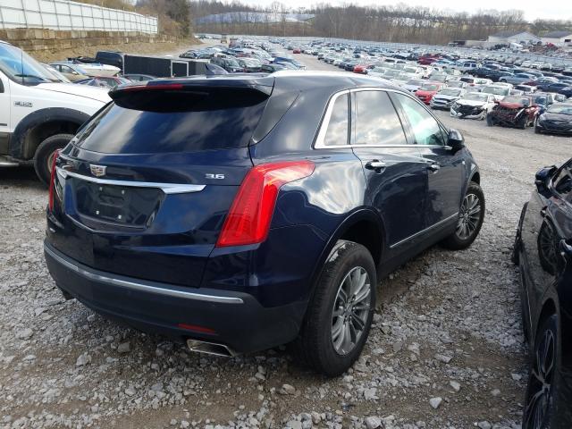цена в сша 2017 Cadillac Xt5 Luxury 3.6L 1GYKNDRS9HZ308176