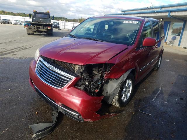 из сша 2012 Chrysler Town & Cou 3.6L 2C4RC1BG1CR344686